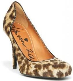 Lanvin leopard pump 1080