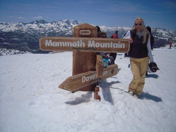 Mammoth blog