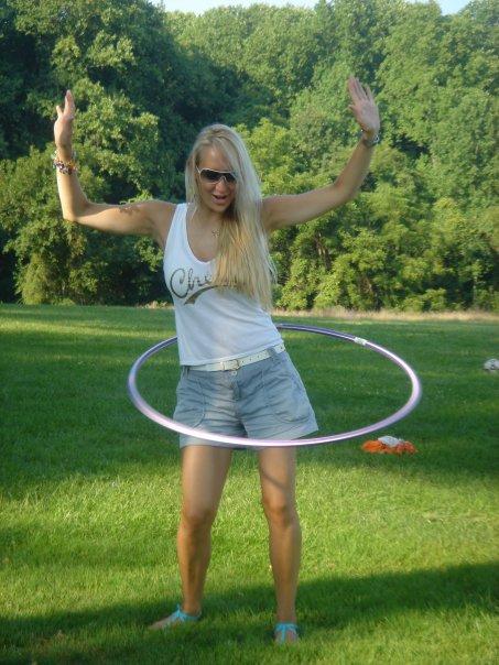 Hula hoop blog