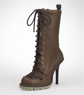 Trigg tie up hiking boot orig $425 on sale $298