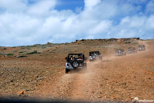 Jan 29 Jeep Tour Aruba