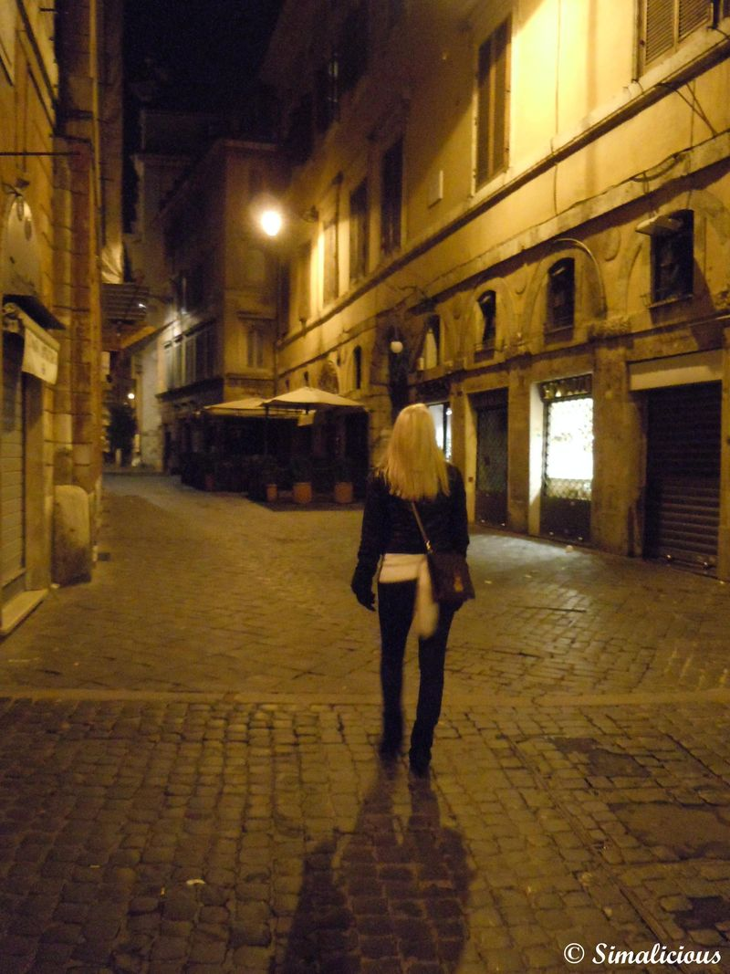 Feb 5 - Strolling through rome